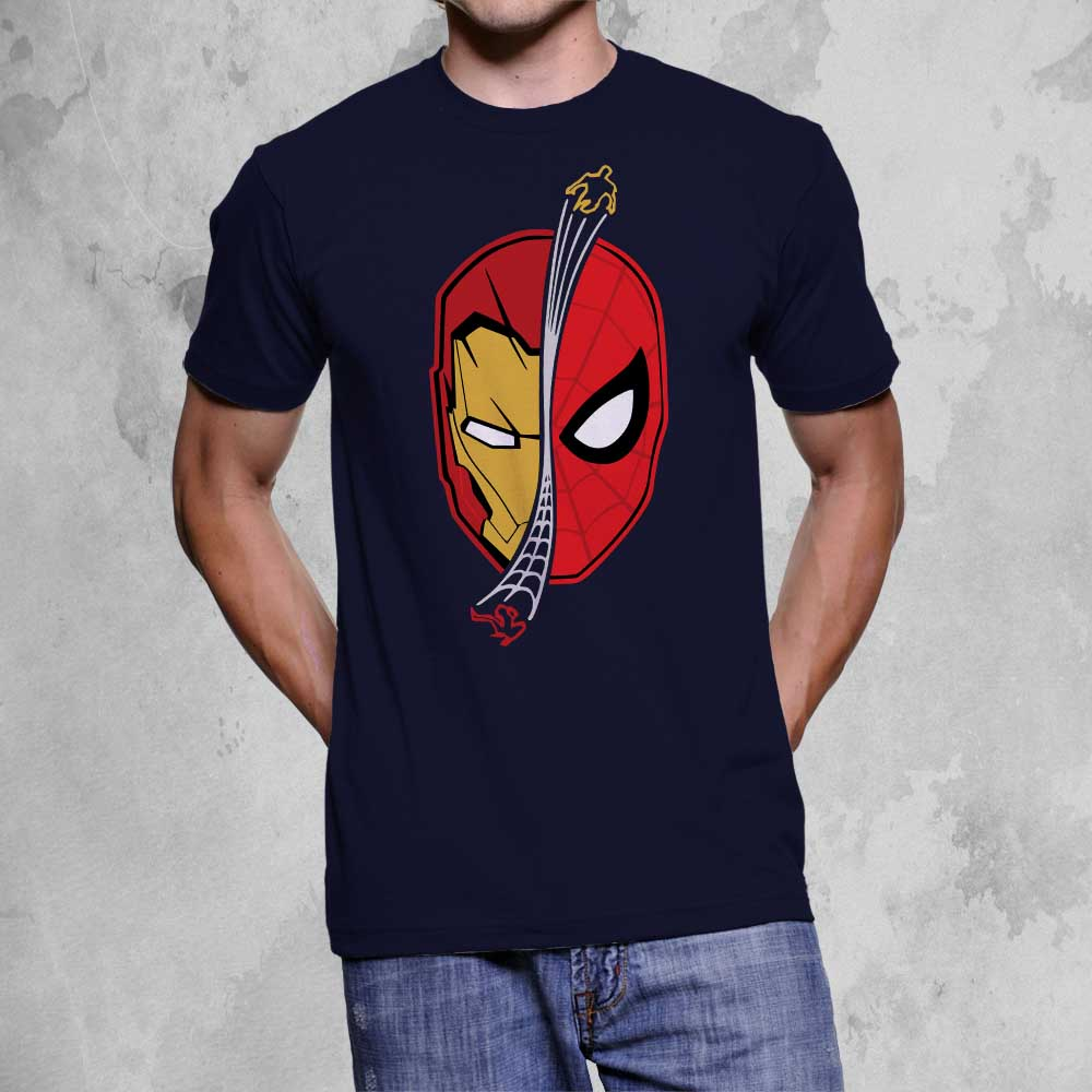 dc1325010103d9 Spider Man Homecoming T Shirt – Red Society